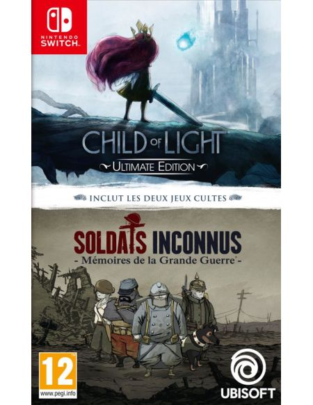 Child of Light + Soldats Inconnus - Bundle