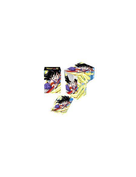 Boite de rangement pour cartes Dragon Ball - Son Goku