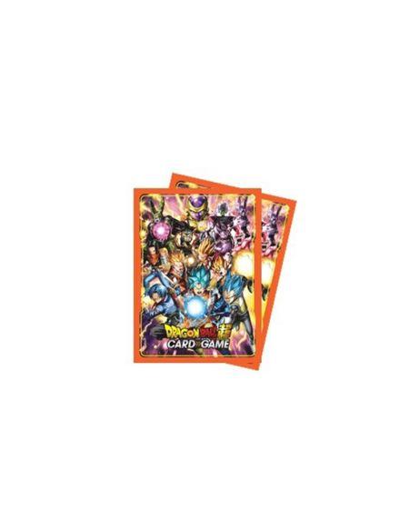 Protège cartes Dragon Ball Super