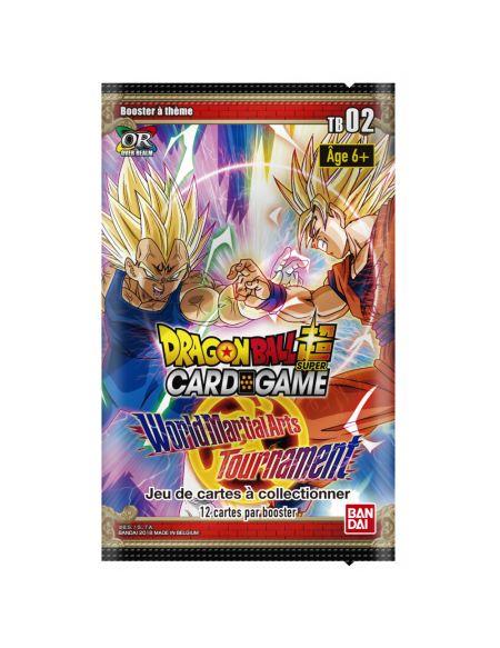 Carte Dragon Ball Super Booster World Martial Arts Tournament 02