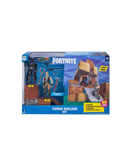 Coffret de 2 figurines Turbo - Fortnite