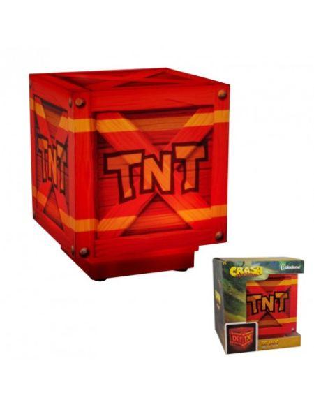 Lampe TNT Crash bandicoot