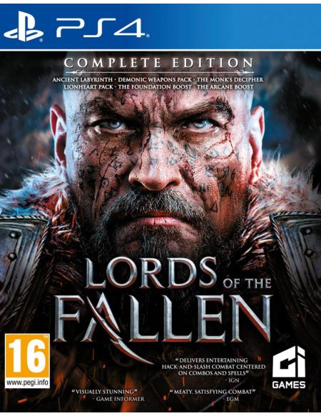 Lords of the Fallen - Edition Complète