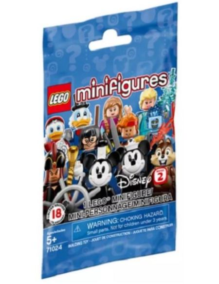 1 mini figurine Disney mai 2019 - LEGO® Minifigurines - 71024