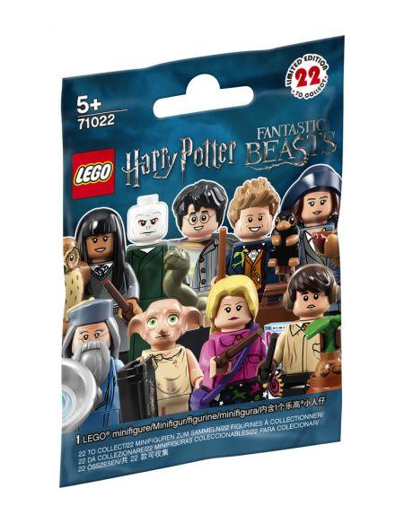 Minifigures - LEGO® Harry PotterMinifigurines - 71022 (Figurine vendue à l'unité)