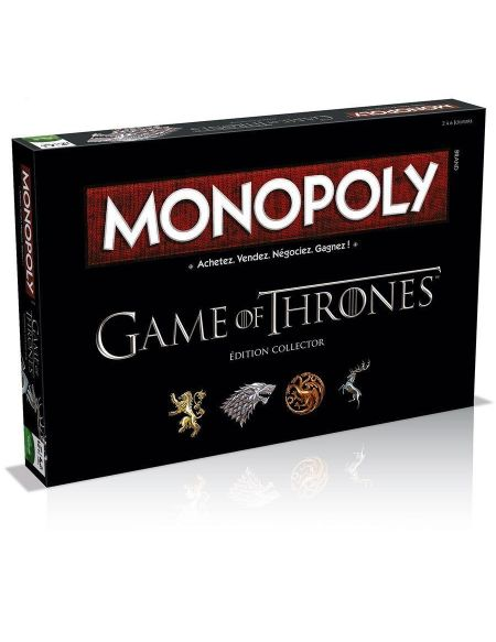 Monopoly - Game Of Thrones Collector
