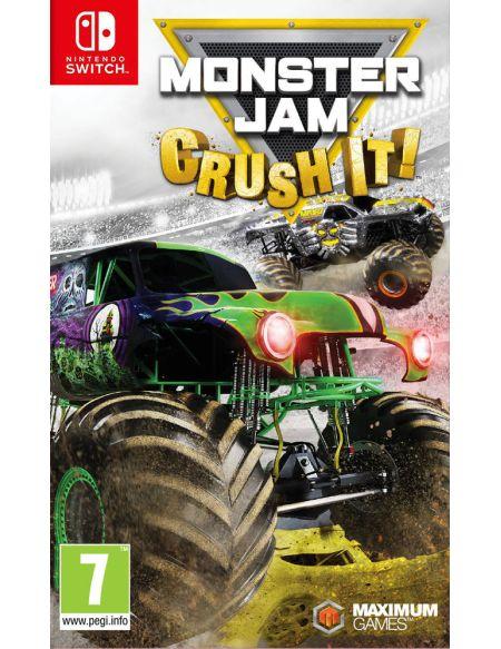 Monster Jam Crush It - Reissue