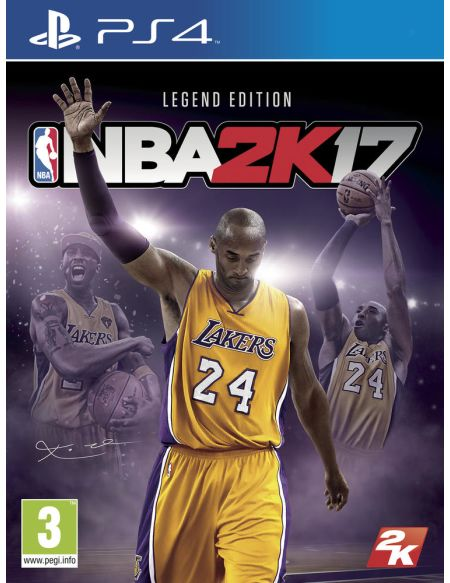 NBA 2K17 - Legend Edition Kobe Bryant