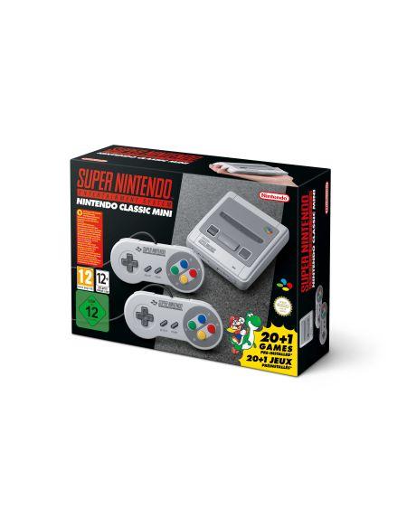 Nintendo Classic Mini: Super NES + 2 manettes