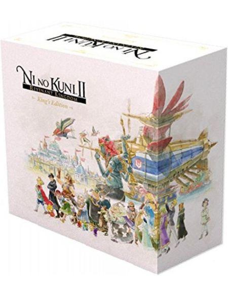 Ni No Kuni 2 : l'Avènement d'un Royaume - Edition du Roi