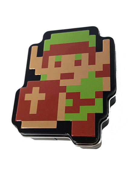 Boite bonbons Nintendo Link Master Swords (Zelda)