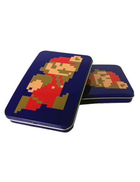 Boite bonbons Nintendo Mario 8-Bit
