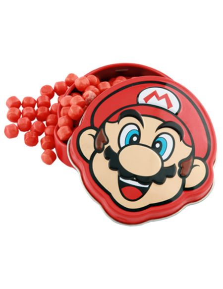 Boite bonbons Nintendo Tête de Mario