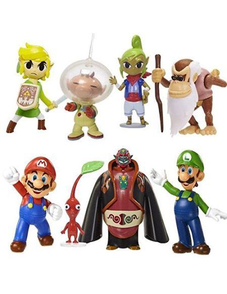Mini figurine 6cm personnage Nintendo