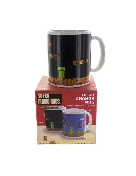 Mug Thermosensible Nintendo - Super Mario Bros.