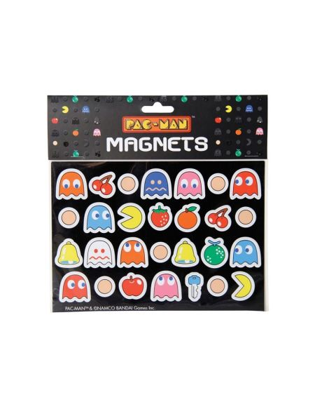 PAC MAN - AIMANTS PACK MAGNETS