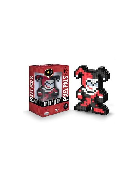 Figurine Pixel DC Harley Quinn