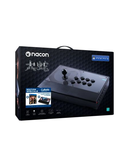 Arcade stick Nacon DAIJA + SoulCalibur VI + façade exclusive Cultura limitée à 250 exemplaires