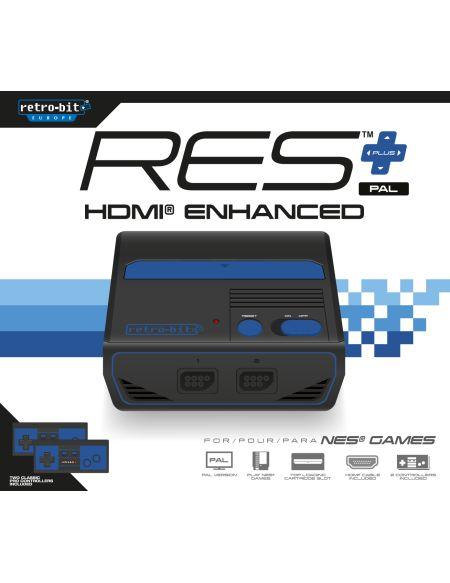 Console Retro-Bit Res Nes+