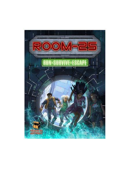 Jeu de société - Room 25 - Saison 1