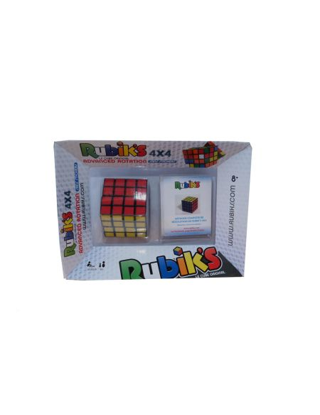 Rubik's Cube 4x4 Advanced