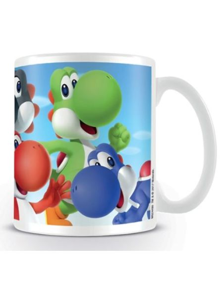 Mug Super Mario Yoshi 300 ml