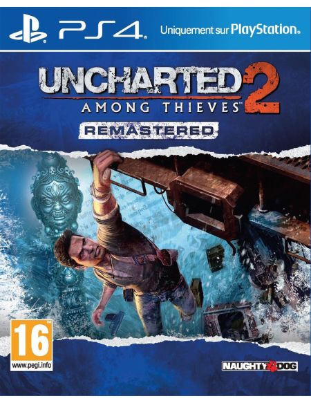 Uncharted 2 : Among Thieves - Remastered