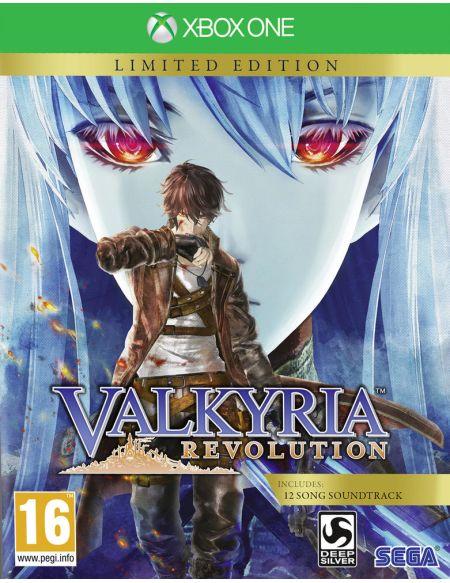 Valkyria Revolution : Day One Edition