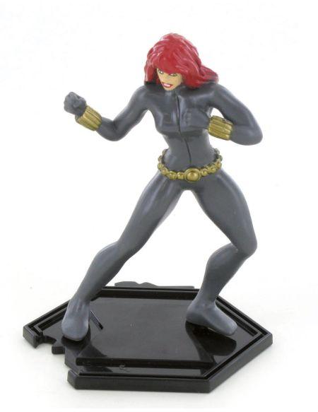 Figurine Avengers - Veuve Noire - 9 cm - Comansi