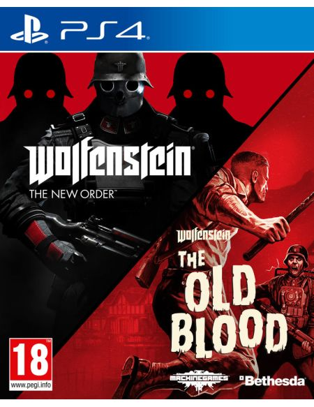 Wolfenstein - The Two Pack