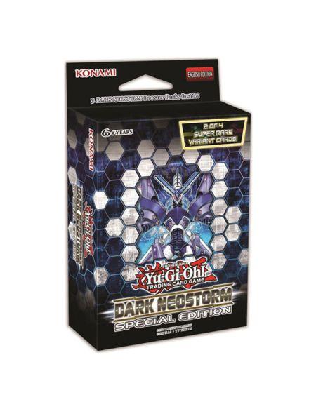 Pack édition spéciale Neo Tempête Yu-Gi-oh! jeu de cartes à collectionner