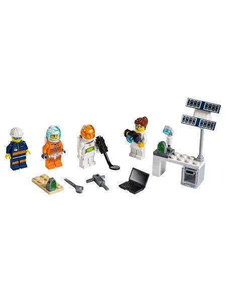 Ensemble Lot de figurines LEGO® City