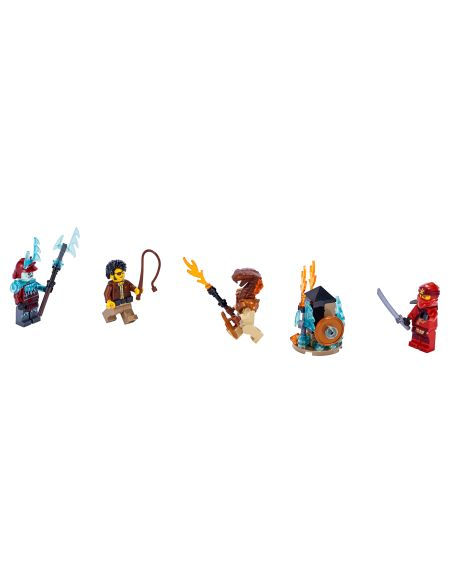 Pack de figurines – NINJAGO® 2019