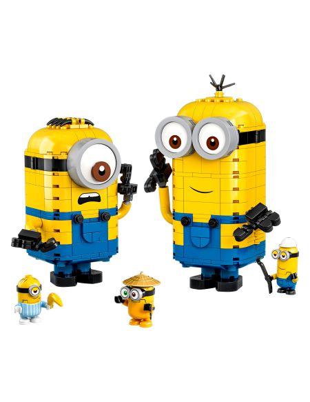 Les maxi-figurines Minions et leurs repaires
