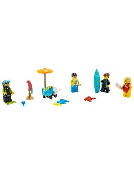 Ensemble de figurines – La fête de l'été