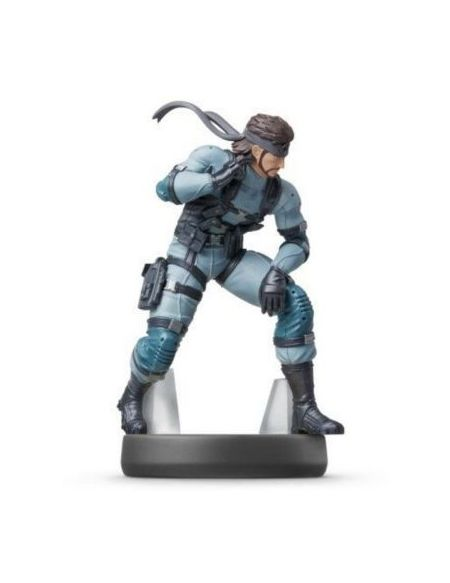 Figurine Amiibo Ndeg75 Smash Snake