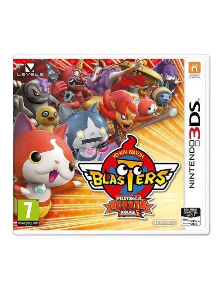 Yo-kai Watch Blasters Peloton Du Chat Rouge