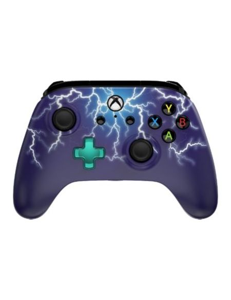 Manette Powera Manette Filaire Xbox One Foudre