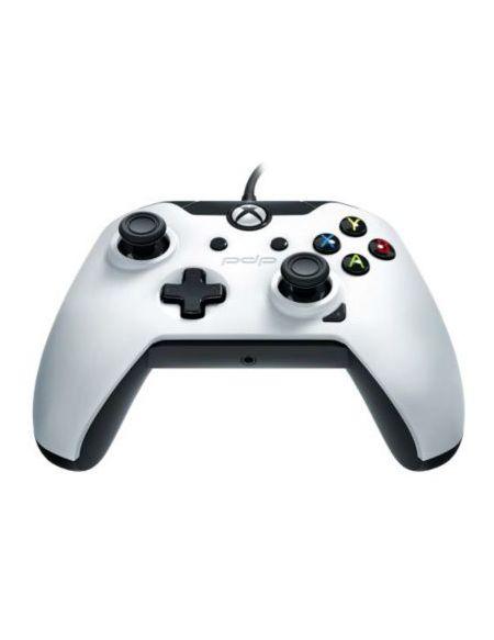 Manette de jeu Xbox One - blanc