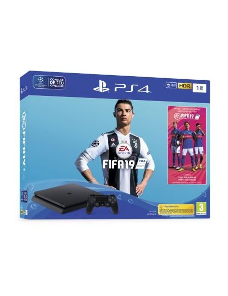 FIFA 19 1To PS4 Bundle