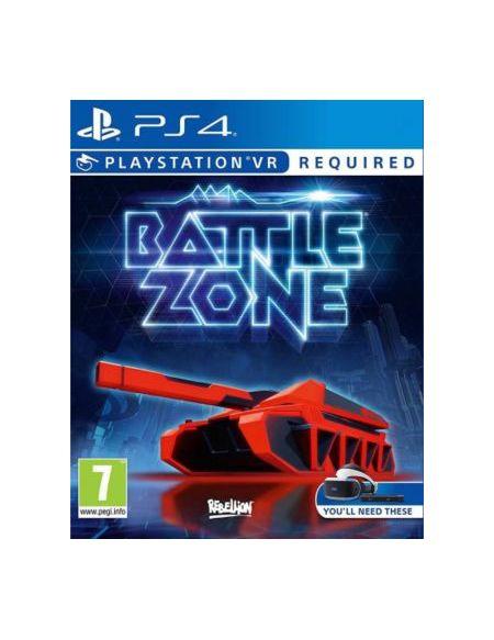 Jeu PS4 Sony Battlezone (VR)