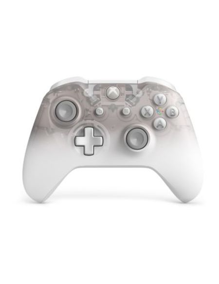 Manette Microsoft Manette sans fil Xbox One Phantom White