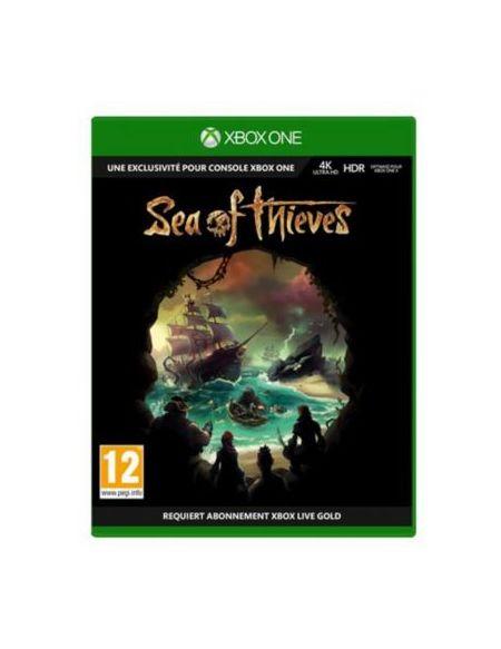 Jeu Xbox One Microsoft Sea Of Thieves : Edition Anniversaire