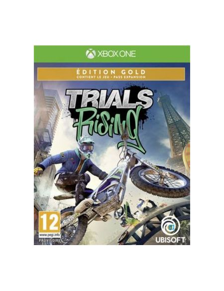 Jeu Xbox One Ubisoft Trials Rising Gold Edition