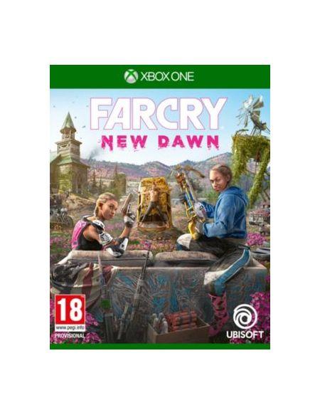 Jeu Xbox One Ubisoft Far Cry New Dawn