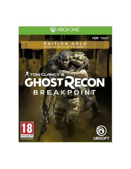 Tom Clancy's Ghost Recon Breakpoint | Edition Gold