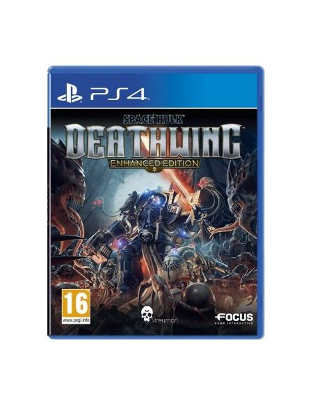Jeu PS4 Focus Space Hulk Deathwing Enhanced Edition