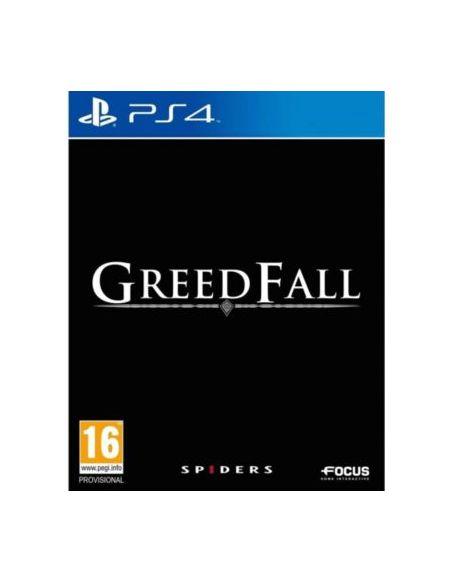 Jeu PS4 Focus GreedFall