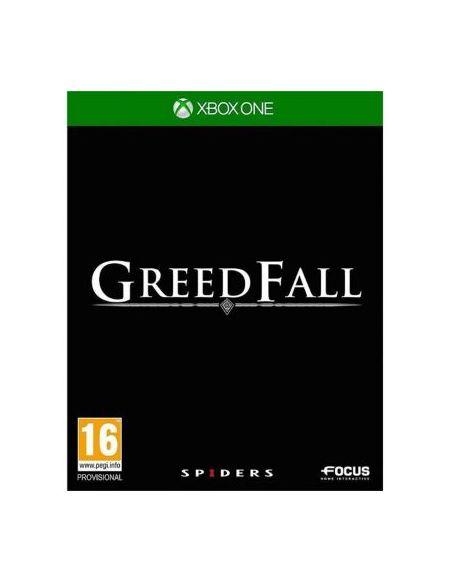 Jeu Xbox One Focus GreedFall