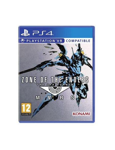 Jeu PS4 Konami Jeu VR Zone of The Enders